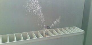kalorifer peteği su kaçırıyor