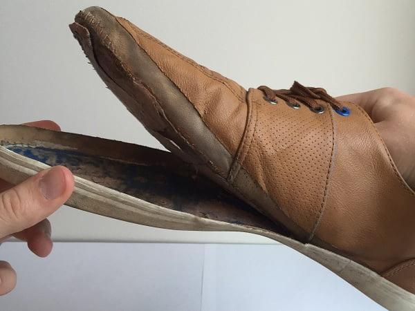 ayakkabı tabanı nasıl yapıştırılır