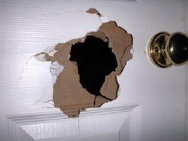 delik kapı tamiri