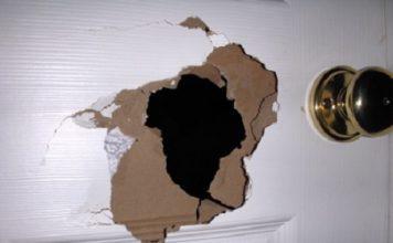 kırılan kapı tamiri