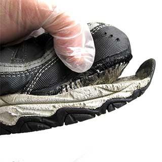 spor ayakkabı tamiri