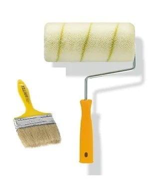 tavan boyası için hangi fırça