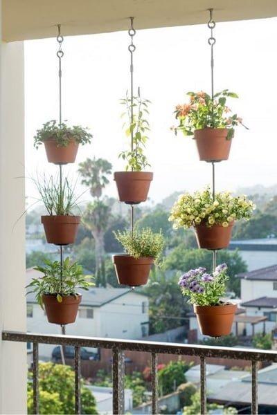 balkon dekorasyon