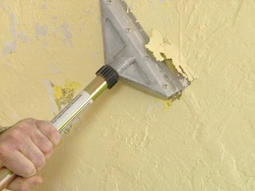 duvar boyası nasıl sökülür
