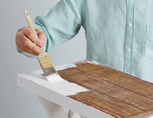 tavan boyası ile mobilya boyanır mı