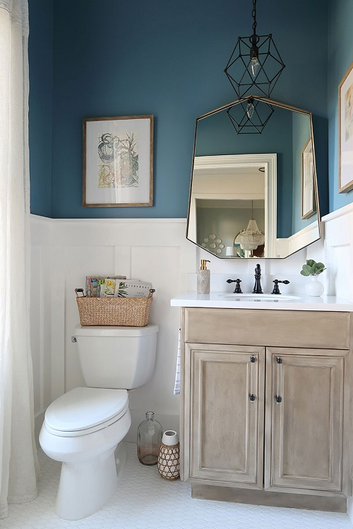 banyo duvarı için renk önerisi
