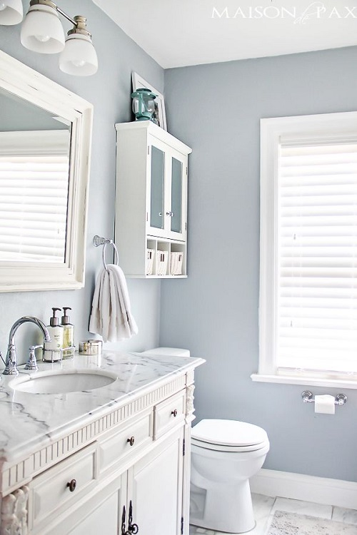 banyo duvar boyası renk önerileri