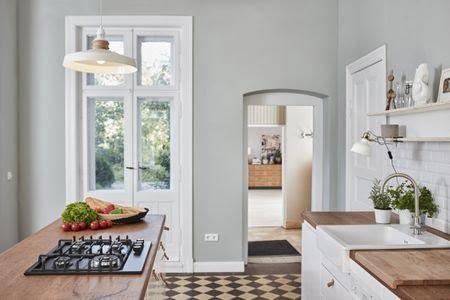 mutfak duvar rengi