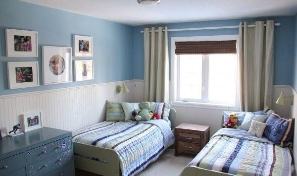 iki yataklı oda rengi seçimi