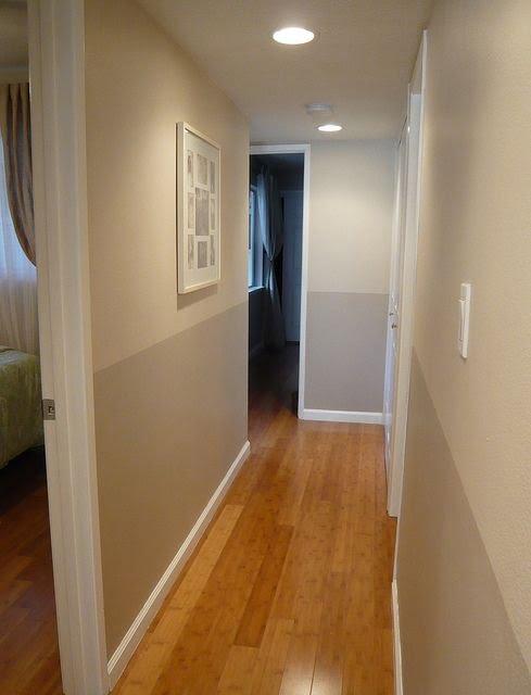 koridort için duvar rengi seçimi