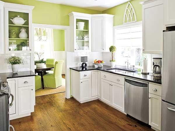 mutfak duvarı için renk önerisi