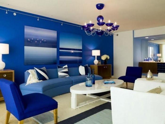 mavi salon