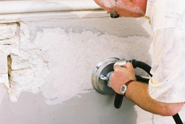 Su bazlı boya duvardan nasıl sökülür