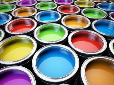 yağlı boya ile plastik boyama
