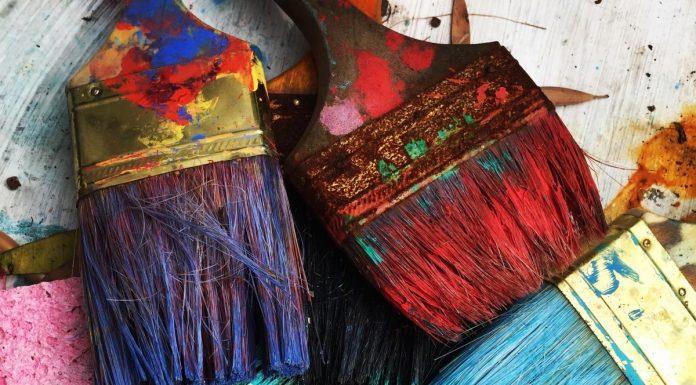 boya fırçası nasıl temizlenir