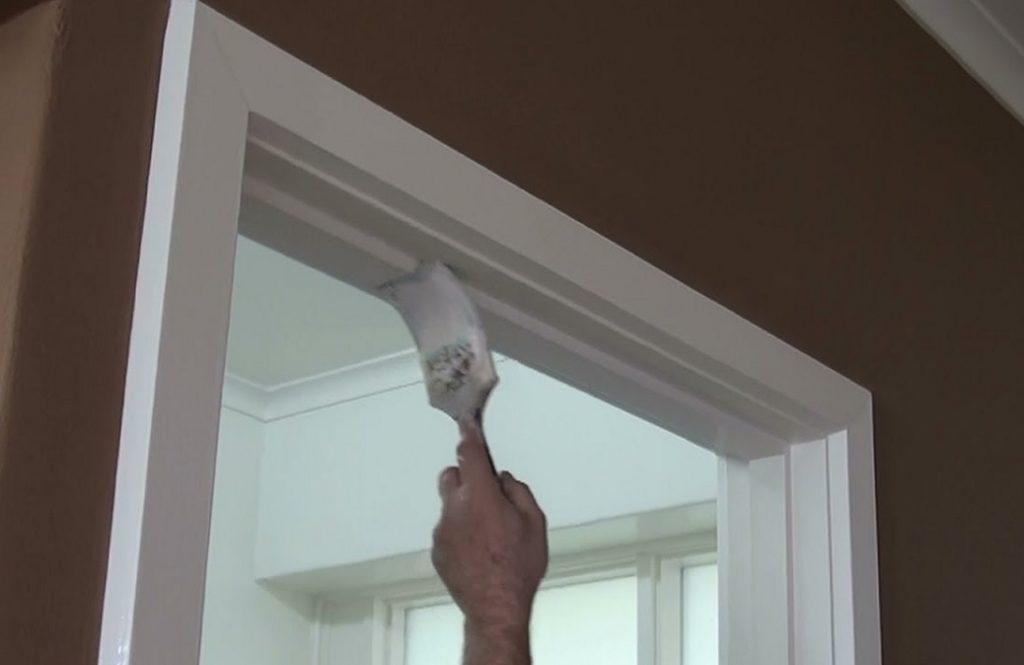 kapıyı beyaza boyama