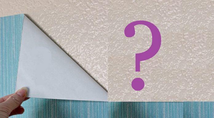 tırtıklı duvara duvar kağıdı nasıl yapıştırılır