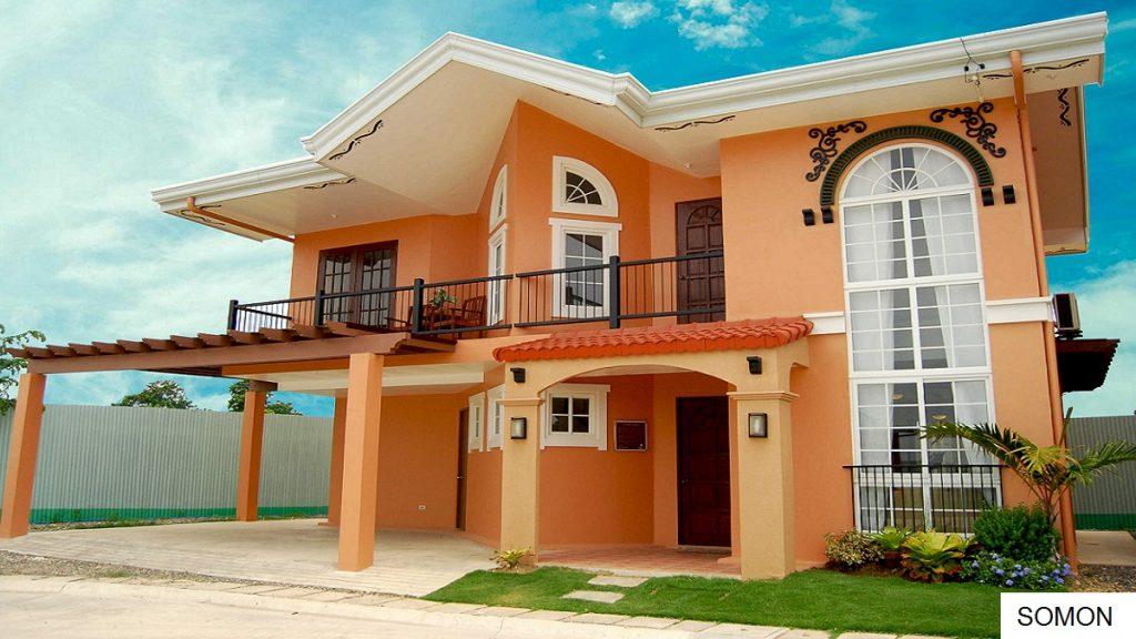 iki katlı ev dış cephe boya renkleri