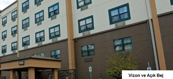dış cephe boya örnekleri apartman