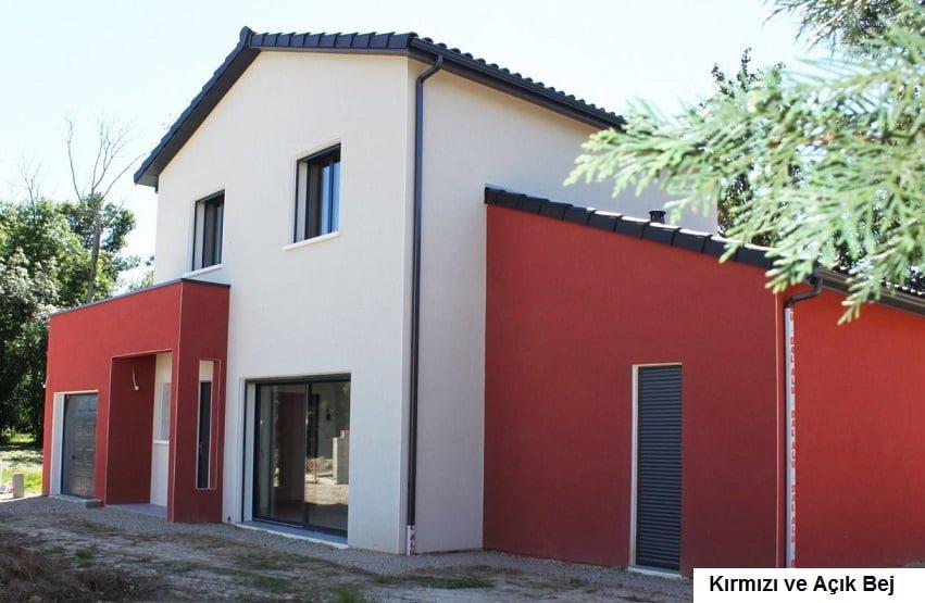 Villa Dis Cephe Boya Renkleri 5