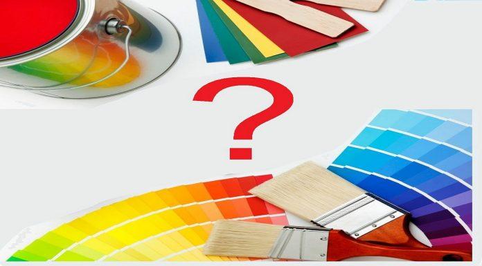 en çok tutulan boya renkleri