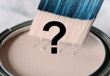 yağlı boya nasıl temizlenir