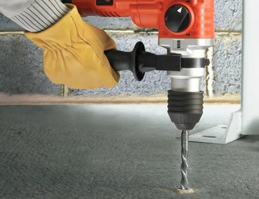 beton delmek için hangi matkap ucu