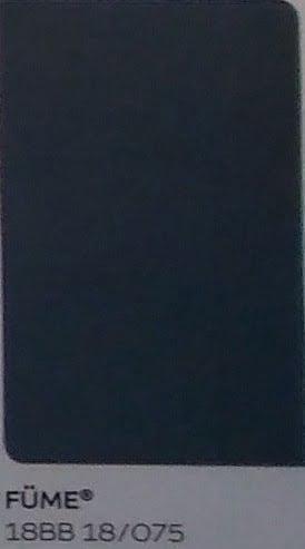 marshall füme rengi