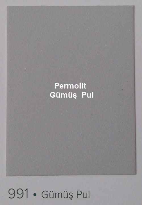 permolit gümüş pul rengi