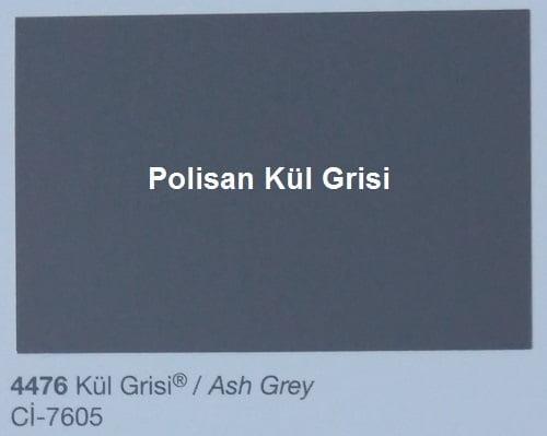 kül grisi duvar boyası