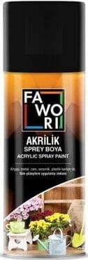akrilik sprey boya ile neler boyanır