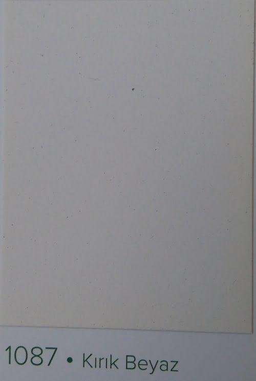 Permolit kırık beyaz