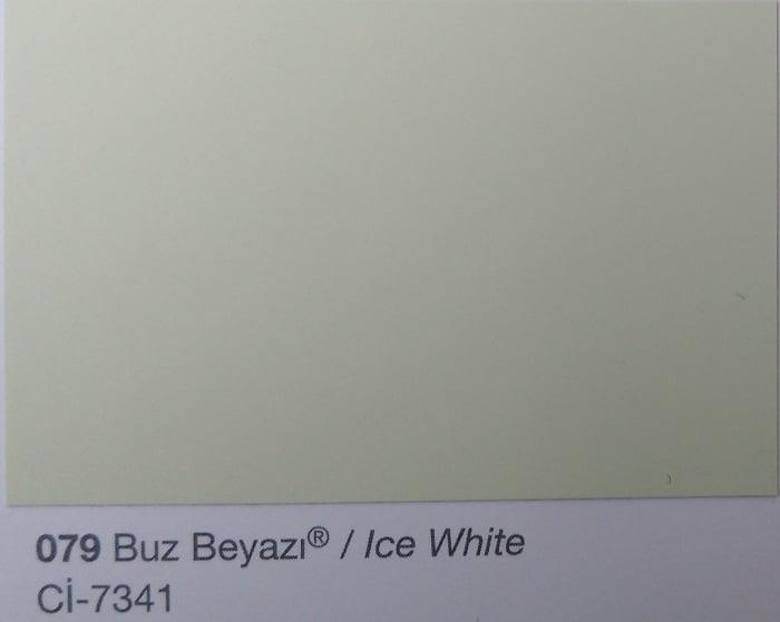 polisan buz beyazı