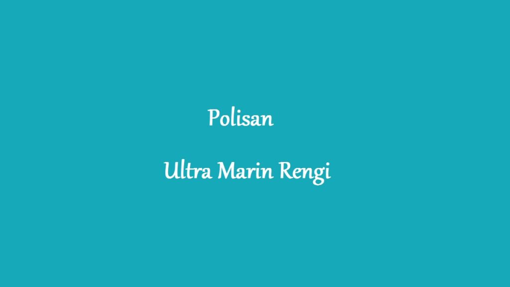 Polisan Ultra Marin