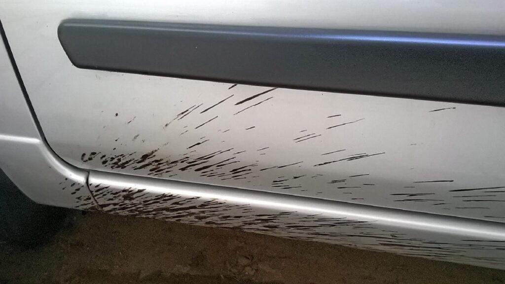 arabadan zift nasıl çıkar