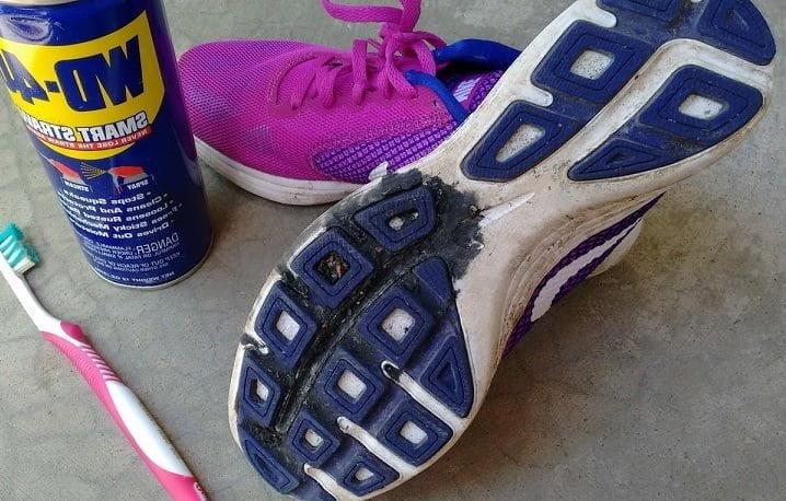 ayakkabıdan zift nasıl çıkar