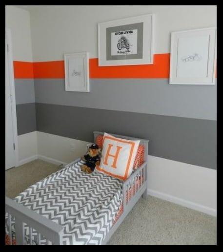 çocuk odası boya modelleri