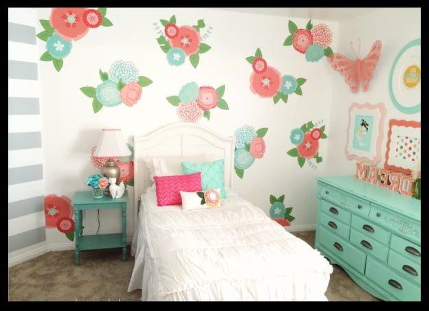 çoçuk odası boya modelleri