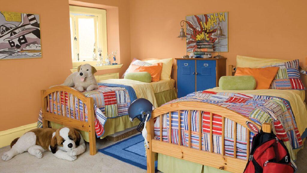 çoçuk odası boya renkleri