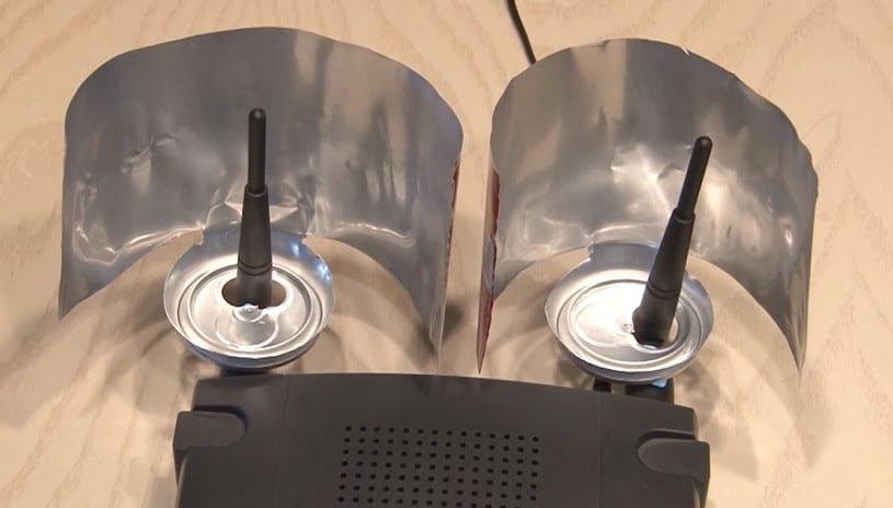 modemin çekim gücü arttırmak